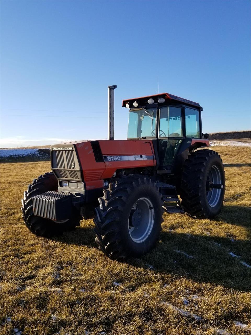 1991 Deutz-Allis 9150 Tractor