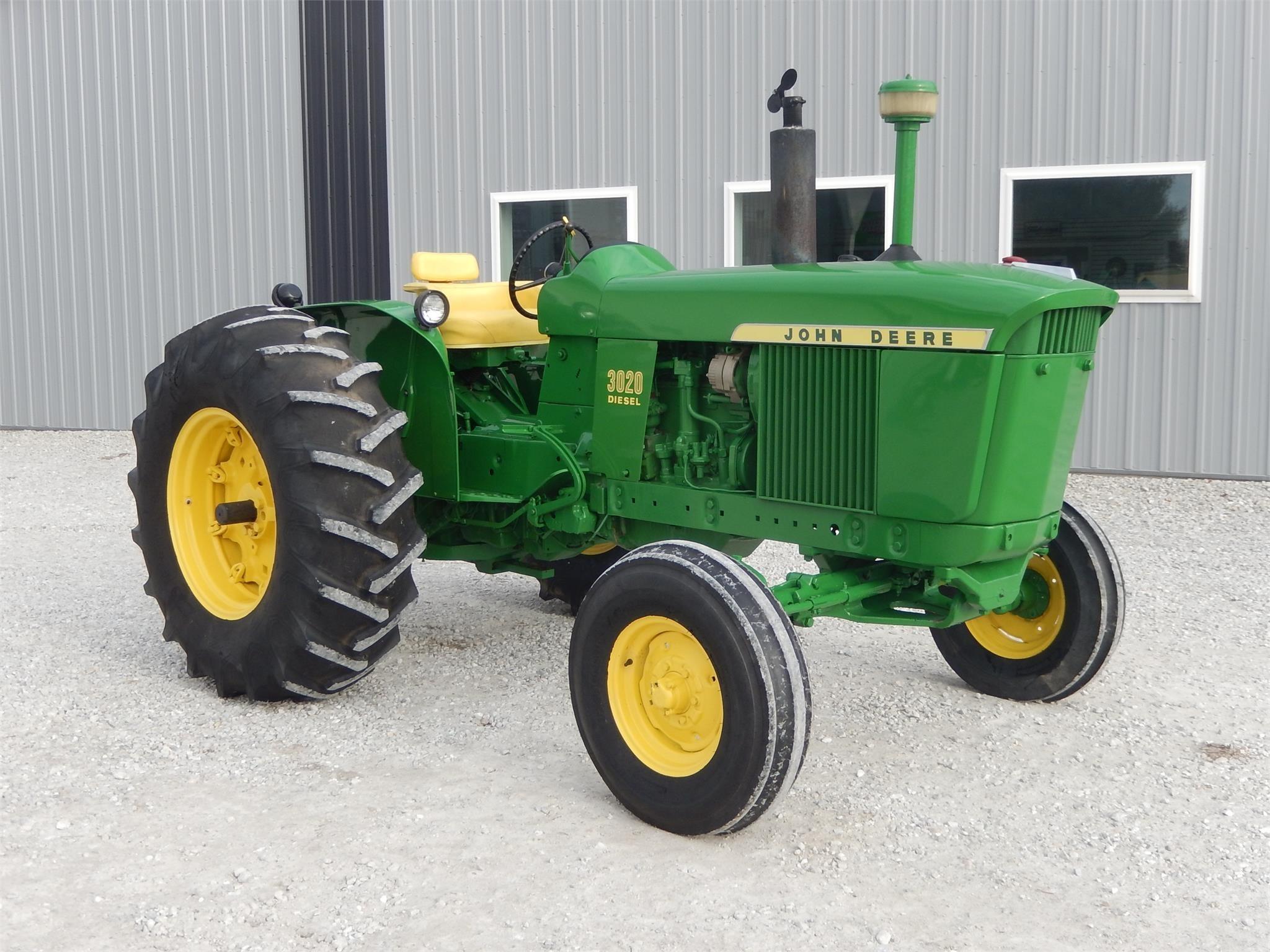 1965 John Deere 3020 Tractor