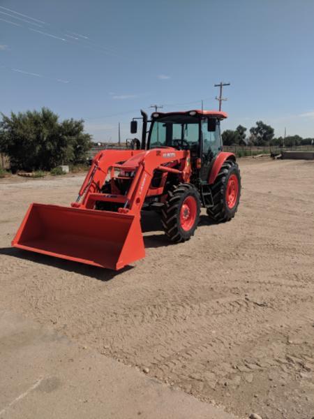 Kubota M5-091HDC12-1 Tractor