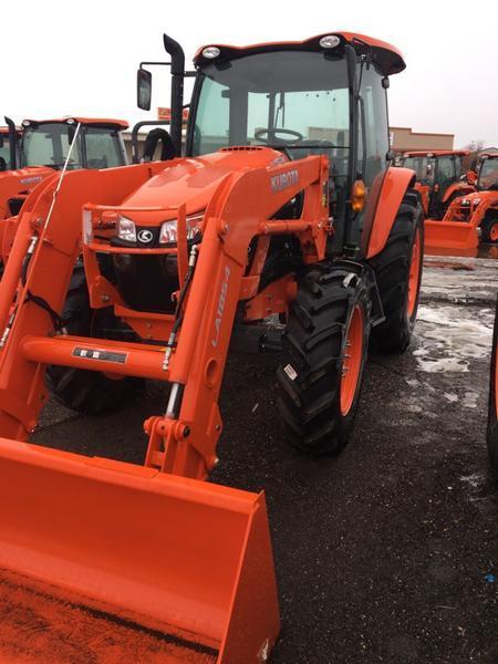 2019 Kubota M5-091HDC12-1 Tractor