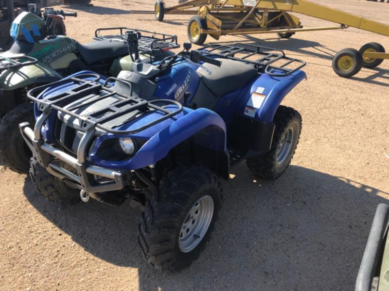 2008 Yamaha GRIZZLEY ATVs and Utility Vehicle