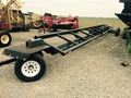 2009 Maurer HT38 Header Trailer