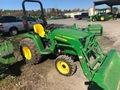 2016 John Deere 3032E Tractor