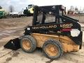 New Holland LX665 Skid Steer