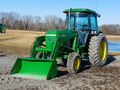 1990 John Deere 2955 Tractor