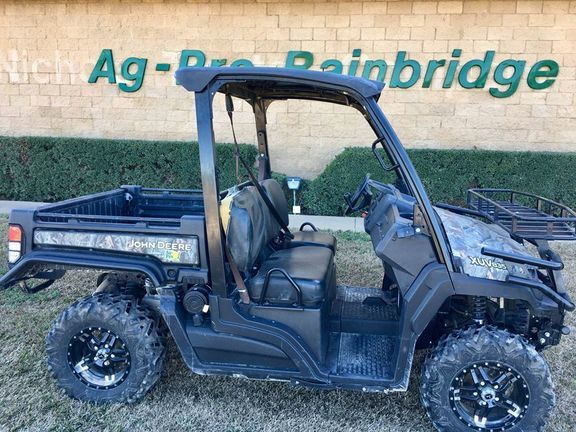 2018 John Deere XUV 835M ATVs and Utility Vehicle