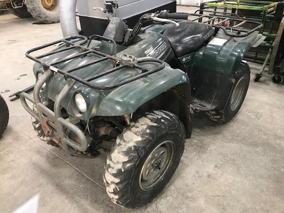 2002 Yamaha Big Bear ATVs and Utility Vehicle