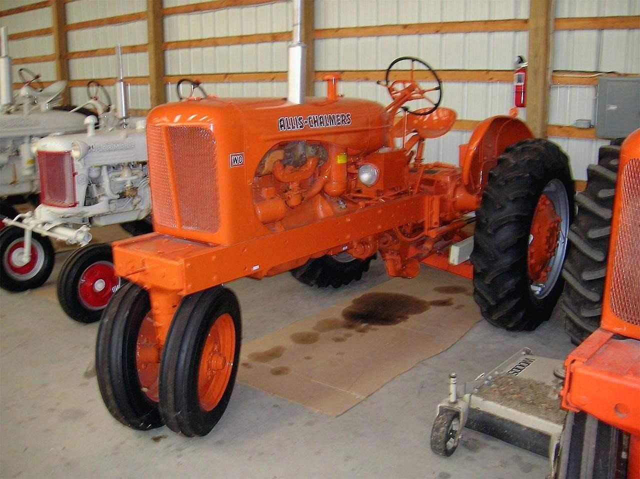 1948 Allis Chalmers WD Tractor