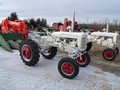 Farmall Super A Tractor