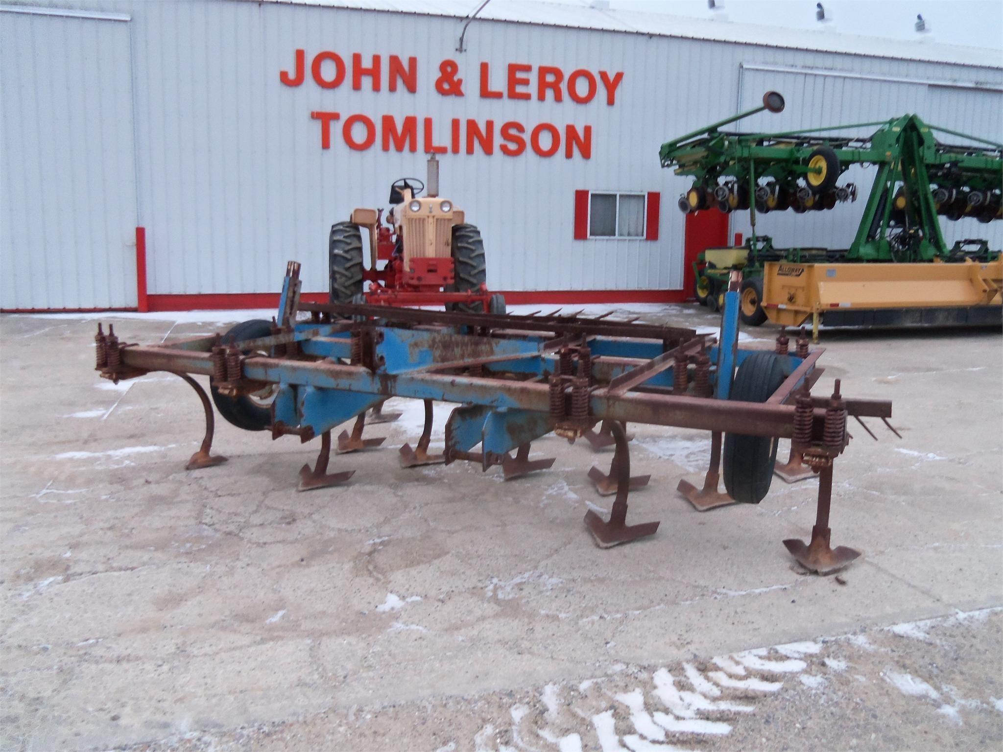 DMI 600 Plow