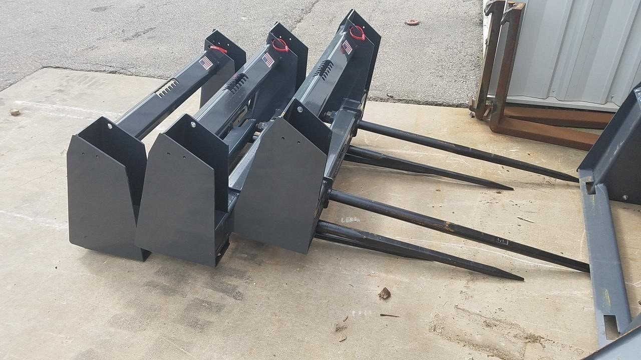 2020 Woods BS6044 Loader and Skid Steer Attachment