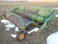 John Deere 214 Self-Propelled Windrowers and Swather