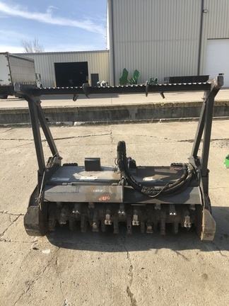 2016 Bradco MM60S Loader and Skid Steer Attachment