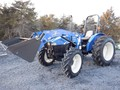 2011 New Holland Workmaster 55 40-99 HP