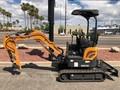 2019 Case CX17C Excavators and Mini Excavator