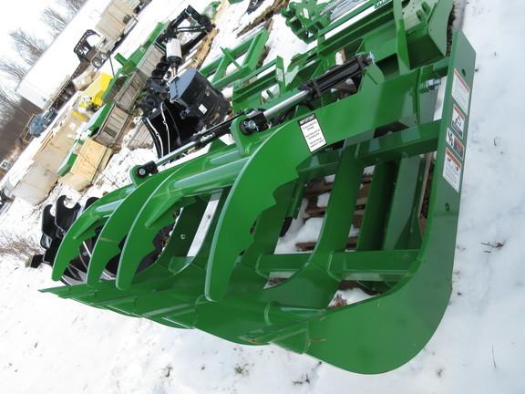 2018 Frontier AV20E Loader and Skid Steer Attachment