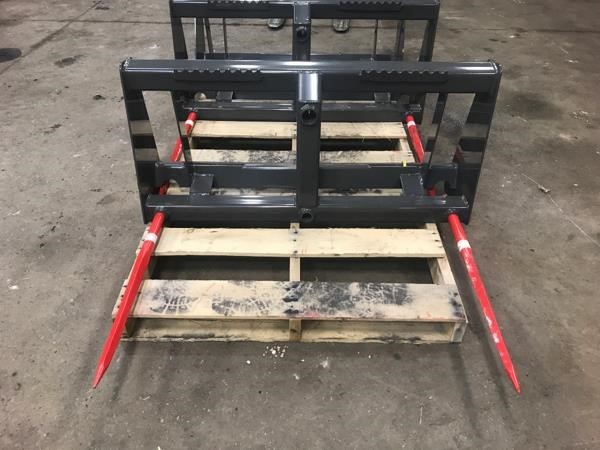 2019 Berlon BSC144232 Loader and Skid Steer Attachment