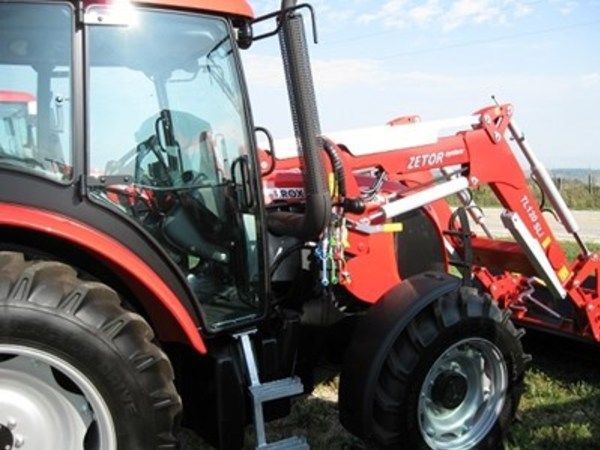Zetor Proxima 80 Tractor