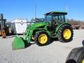 2012 John Deere 5093E Tractor