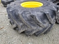 2014 Goodyear 750/65R26 R1 WITH PRWD RIMS (PAIR) Wheels / Tires / Track