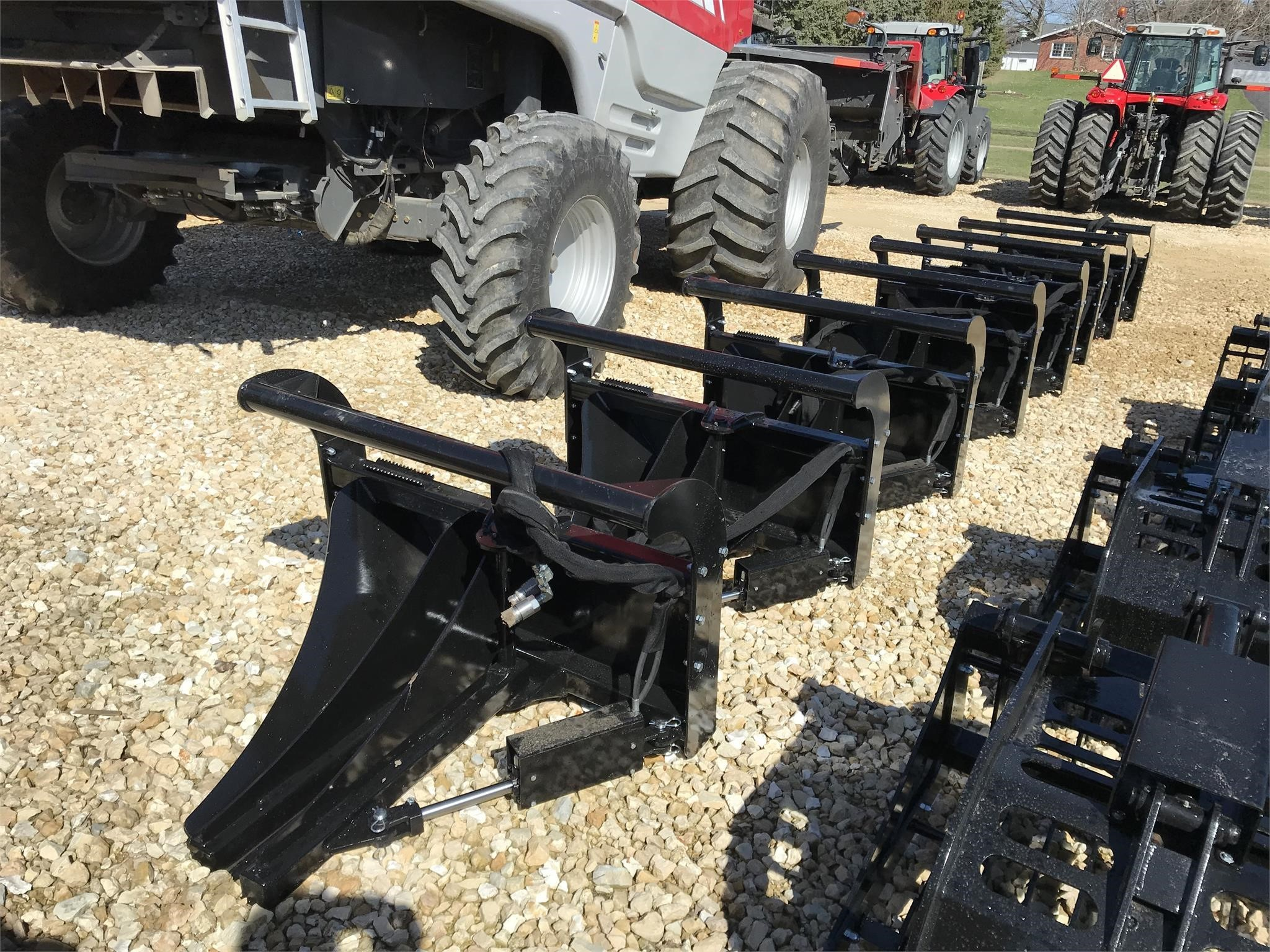 2018 PRIME Tree Puller Loader and Skid Steer Attachment