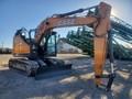 2020 Case CX145DSR Excavators and Mini Excavator