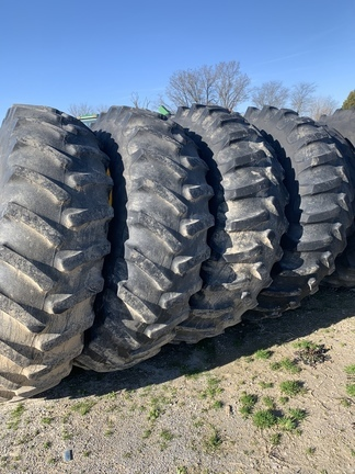 Firestone 20.8R38 Wheels / Tires / Track