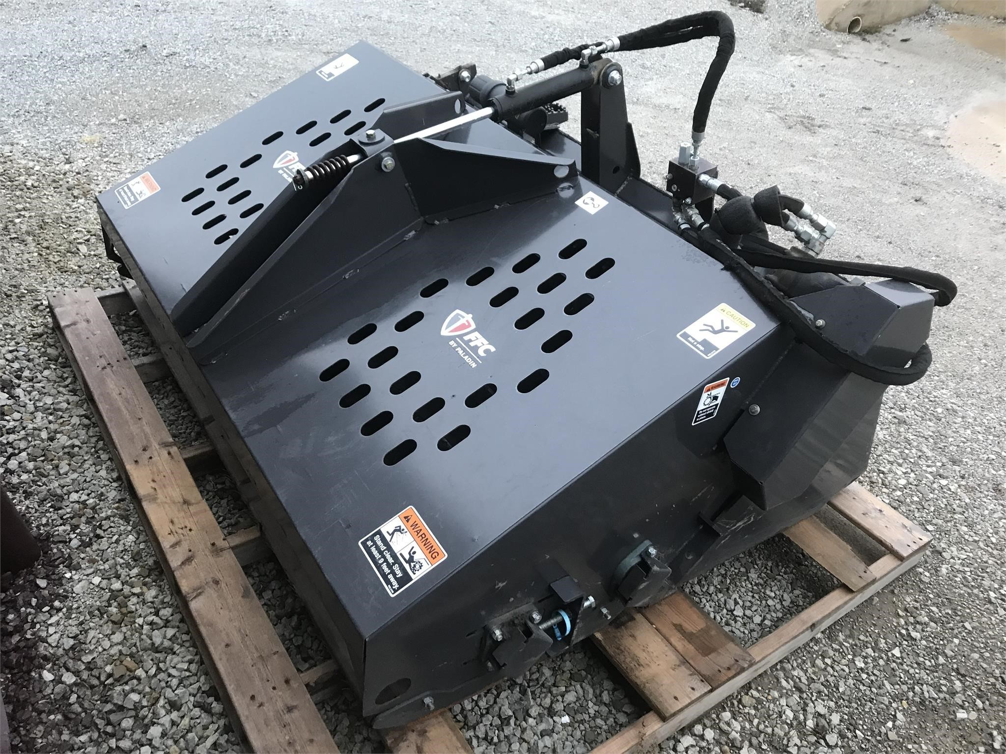 2018 FFC LAF6874 Loader and Skid Steer Attachment