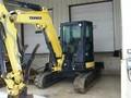 2015 Yanmar VIO45-6A Excavators and Mini Excavator