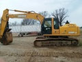 2006 Deere 200C LC Excavators and Mini Excavator