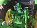 2017 John Deere 6105E Tractor