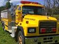 1993 Mack RD688S Semi Truck