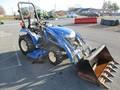 New Holland TC24D Tractor