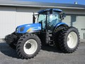 2008 New Holland T6080 100-174 HP