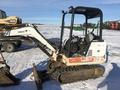 2006 Bobcat 325 Excavators and Mini Excavator