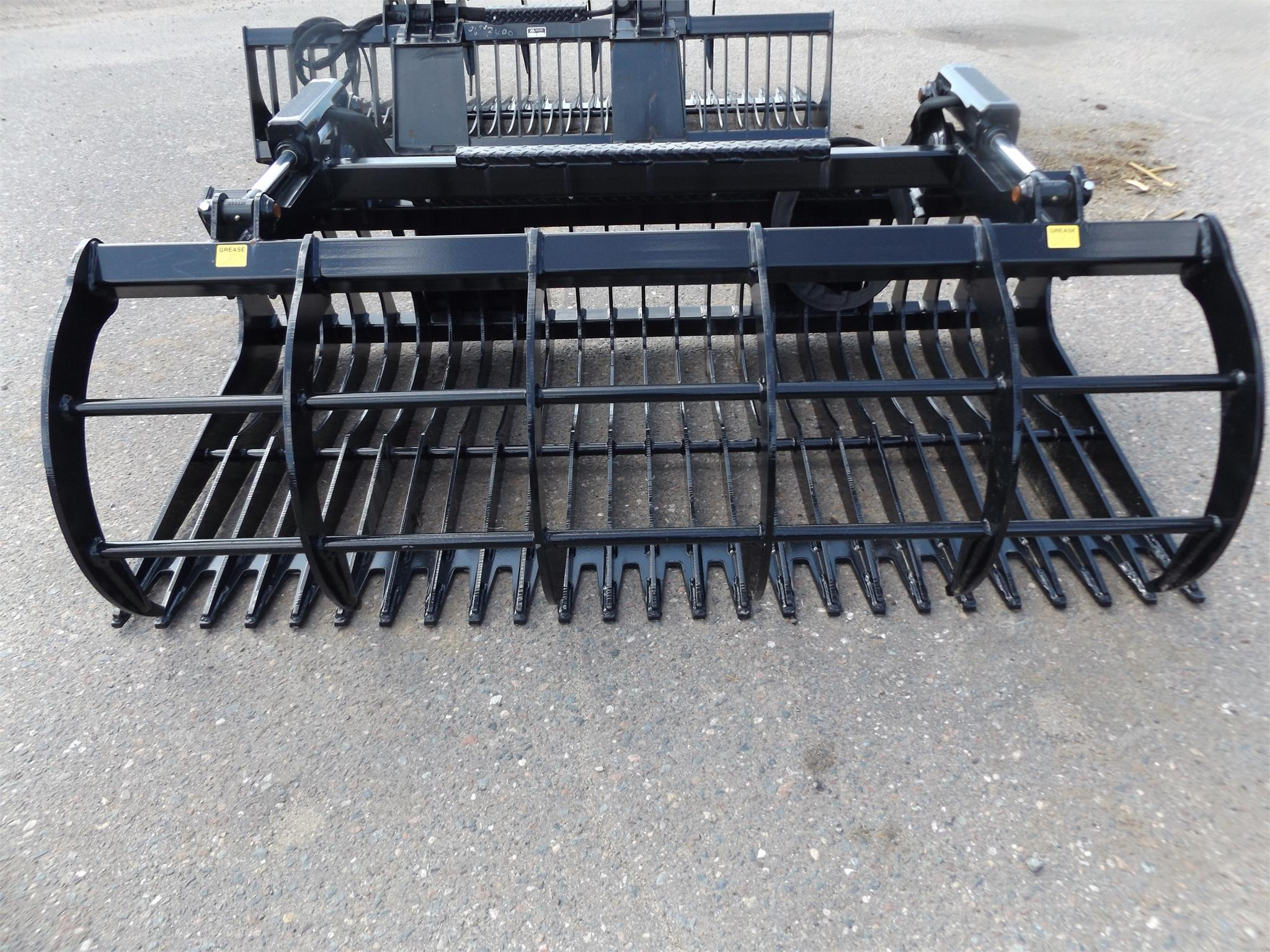 2019 Notch GRB82 Loader and Skid Steer Attachment