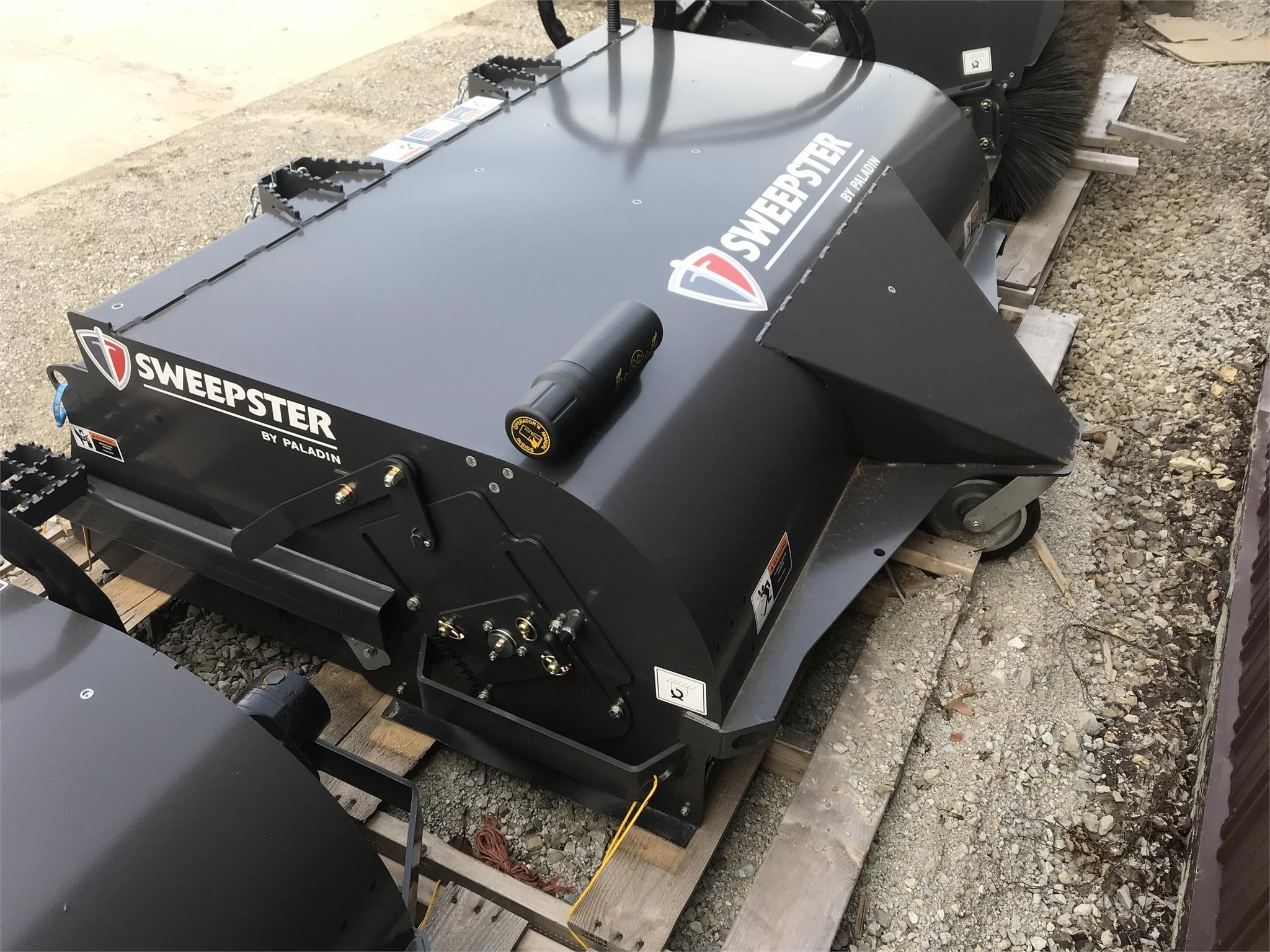 2019 Sweepster VRS6 Harvesting Attachment