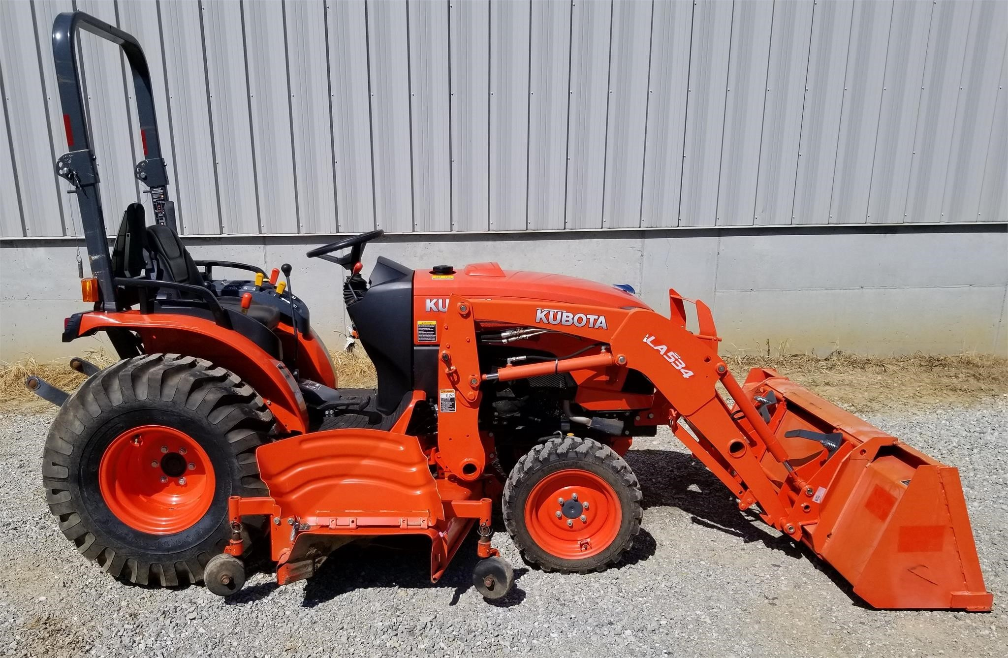 2015 Kubota B3350 Tractor