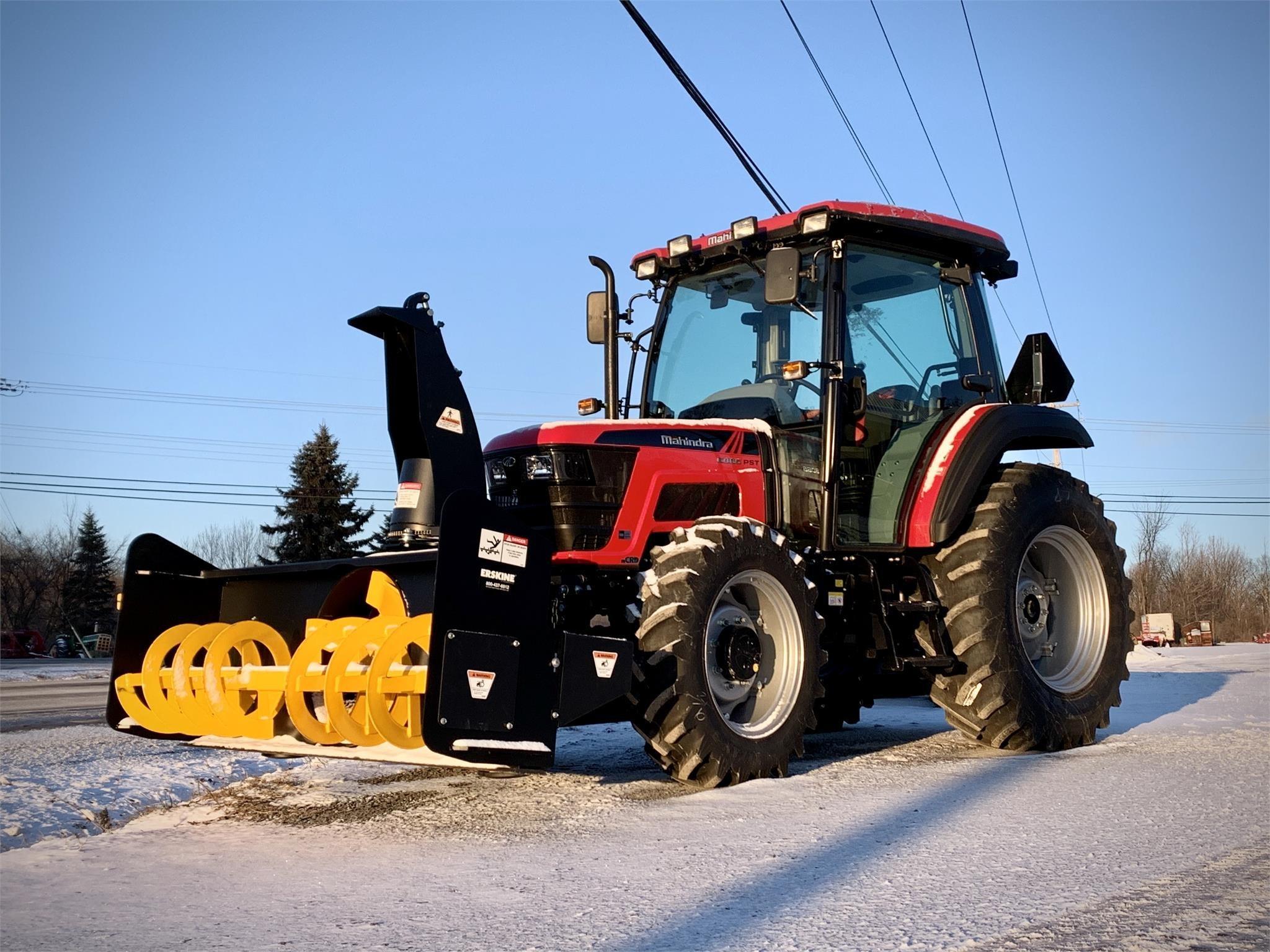 2020 Mahindra 6065 Tractor
