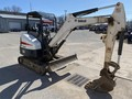 2015 Bobcat E32 Excavators and Mini Excavator
