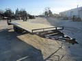 2020 PJ L6J2052BSBK Flatbed Trailer