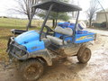 2013 New Holland Rustler 125 ATVs and Utility Vehicle