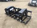 2020 Worksaver ETG-26 Loader and Skid Steer Attachment