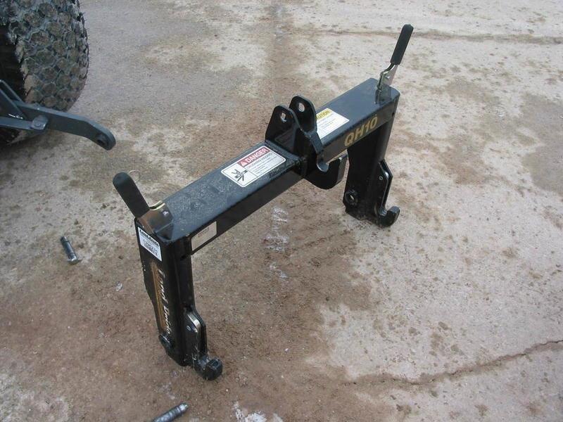 2000 Land Pride MP10 Plow