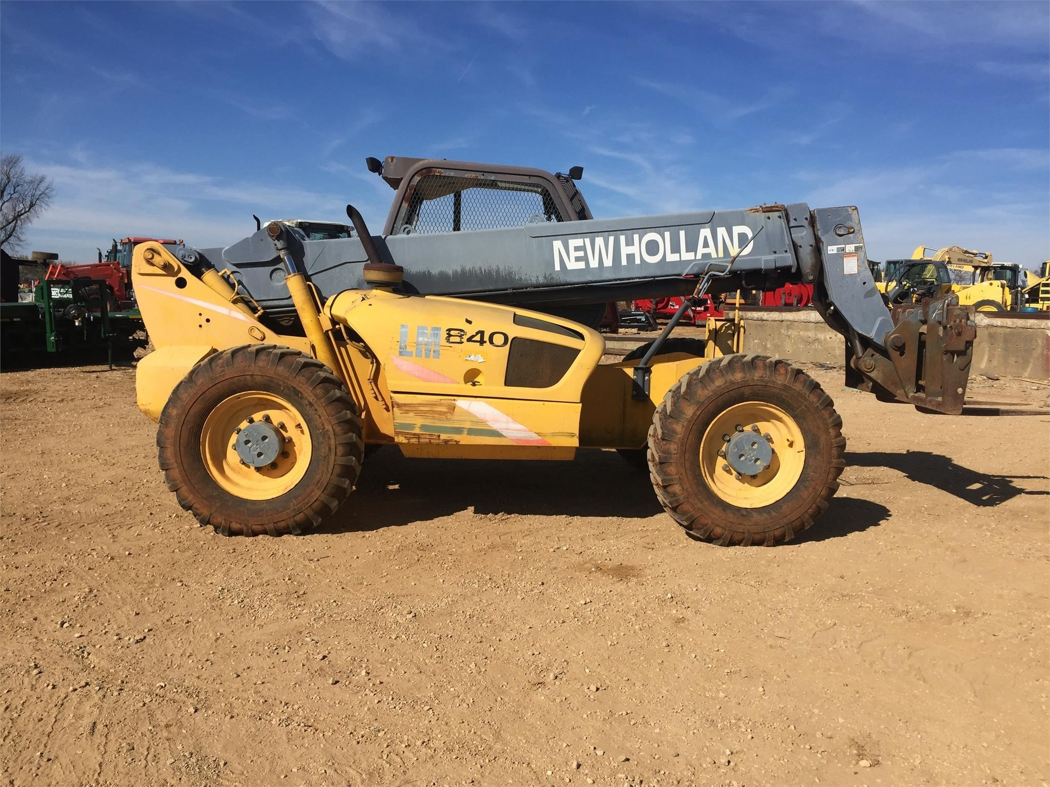 2000 New Holland LM840 Miscellaneous