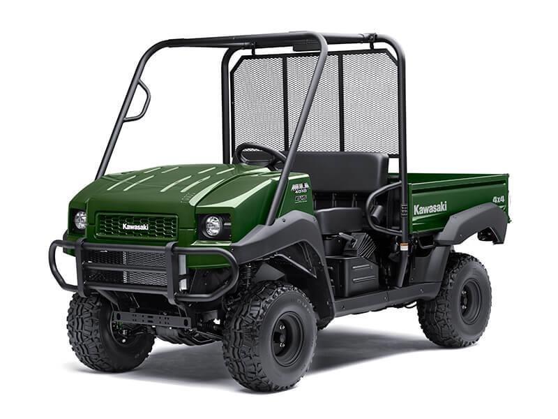 2020 Kawasaki Mule 4010 4x4 ATVs and Utility Vehicle