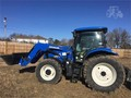 2016 New Holland T6.180 100-174 HP