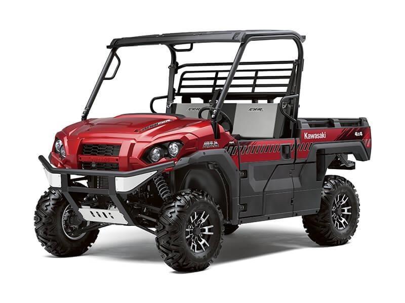 2020 Kawasaki MULE PRO FXR ATVs and Utility Vehicle