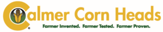 Calmer corn heads logo