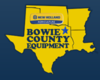 Srp bowie county implement logo